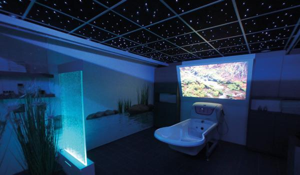 Multi Sensory bathroom