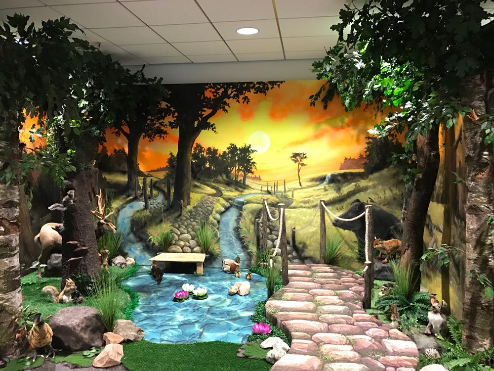 Forest & Jungle room